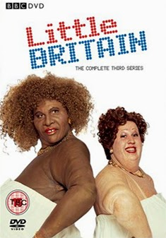 Picture of BBCDVD 1919 Little Britain - Volume 3 by artist David Walliams / Matt Lucas from the BBC dvds - Records and Tapes library