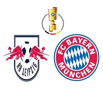 Leipzig vs Bayern Munich highlights   DFB Pokal
