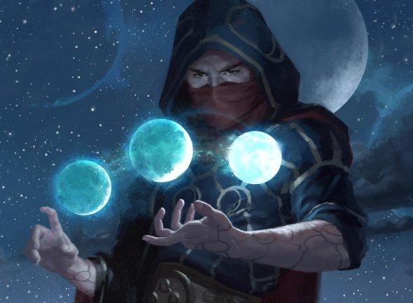 Tommy Arnold arte ilustrações fantasia ficção games magic