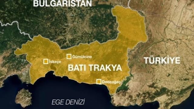 Το τουρκικό παρακράτος ελέγχει και απειλεί την Ελληνική Θράκη