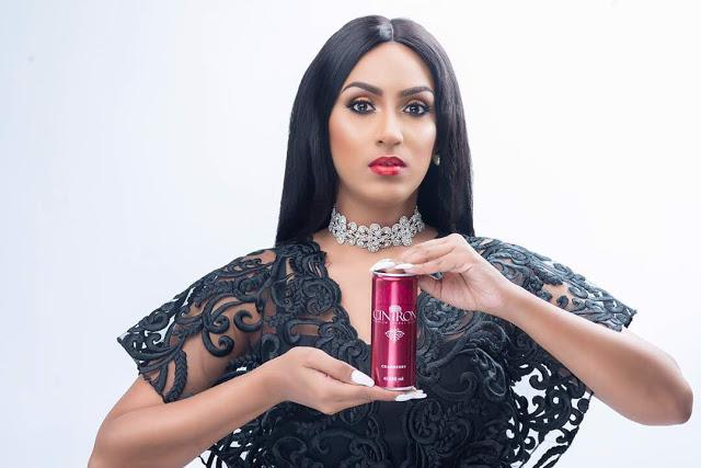 Cintron Brand Ambassador, Juliet Ibrahim Sizzles In New Promo Photos