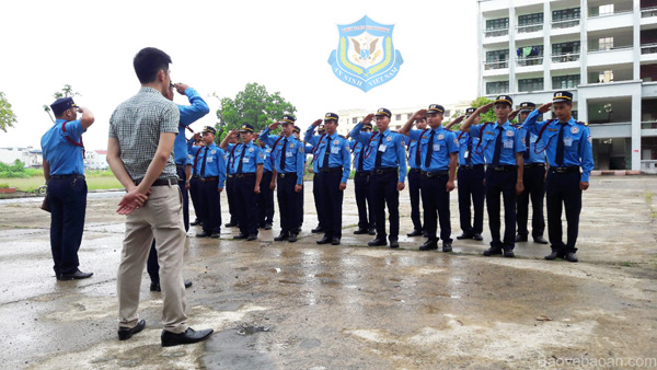 Công ty bảo vệ uy tín tại Hà Nội dịch vụ chuyên nghiệp nhất
