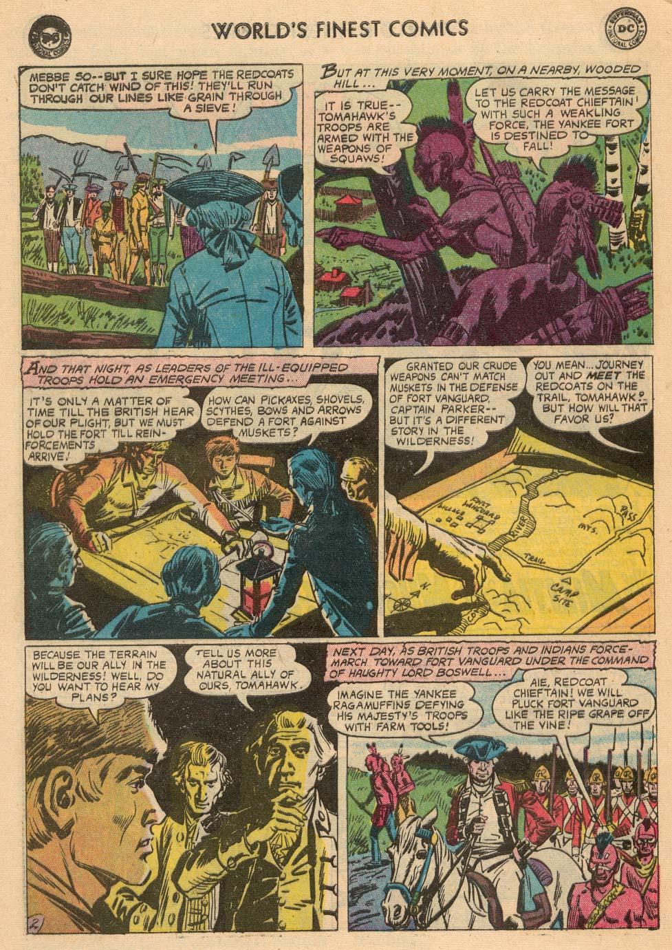 Read online World's Finest Comics comic -  Issue #93 - 28