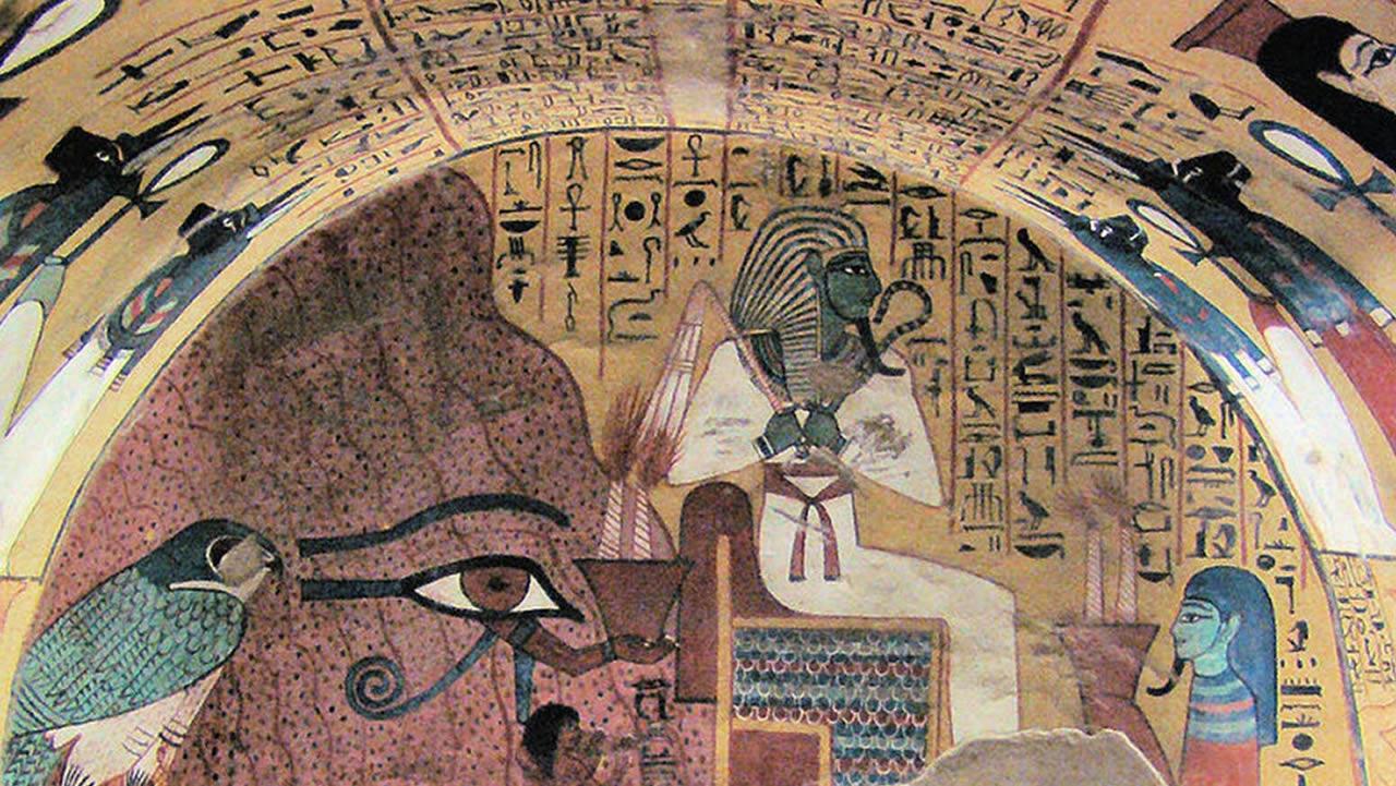 Jeroglíficos egipcios: el lenguaje de los dioses