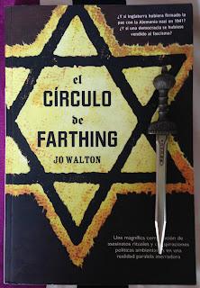 Portada del libro El círculo de Farthing