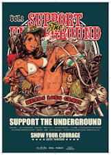 SxTxU SUPPORT POSTER ver.2 定価1575円[税込]