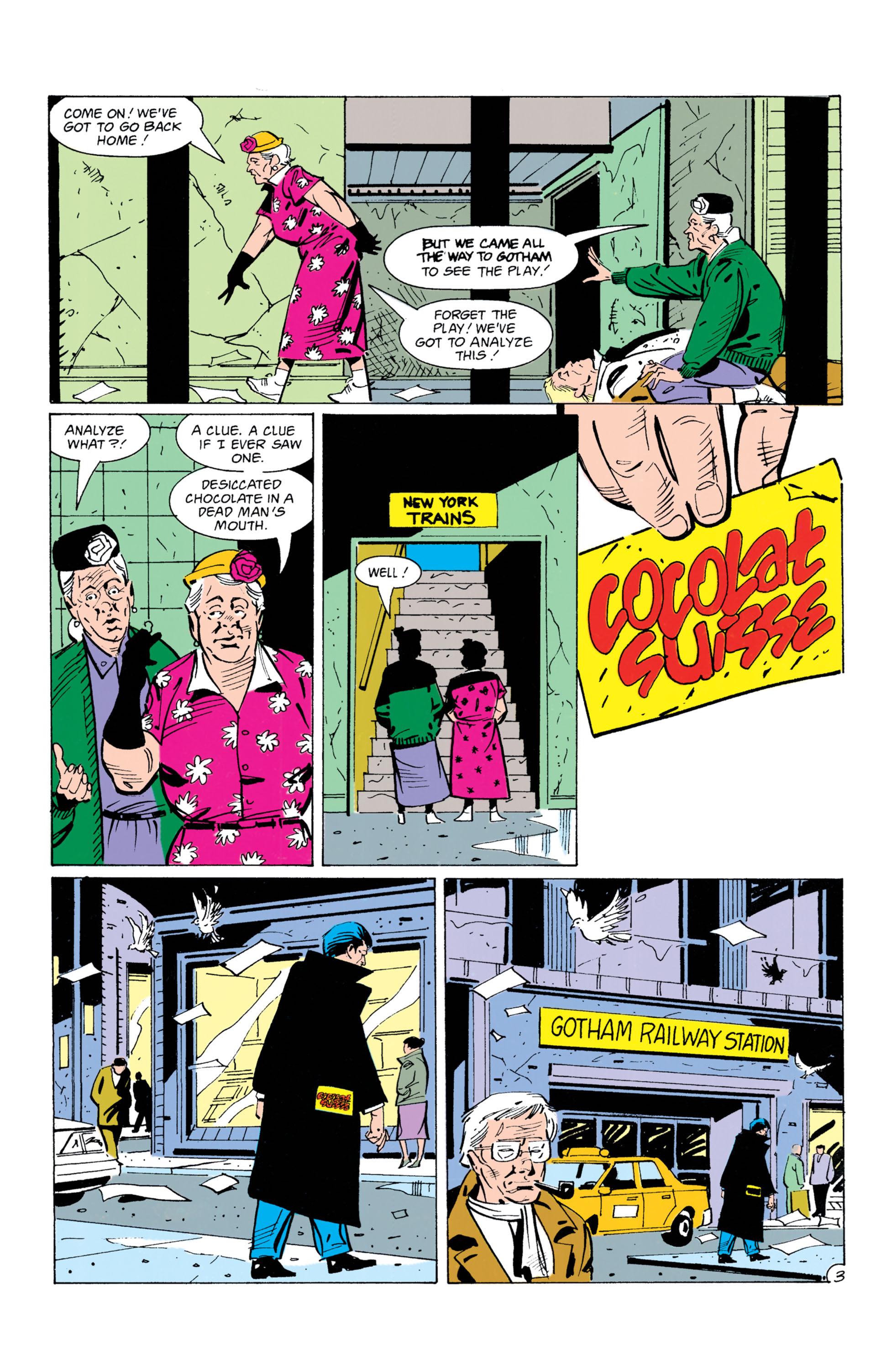 Detective Comics (1937) 634 Page 3