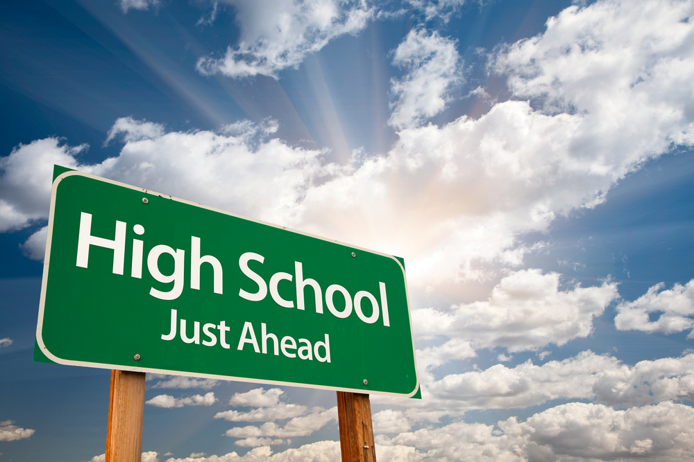 Image result for starting high school