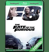 RÁPIDOS Y FURIOSOS 8 (2017) HDRIP 1080P HD MKV INGLÉS SUBTITULADO