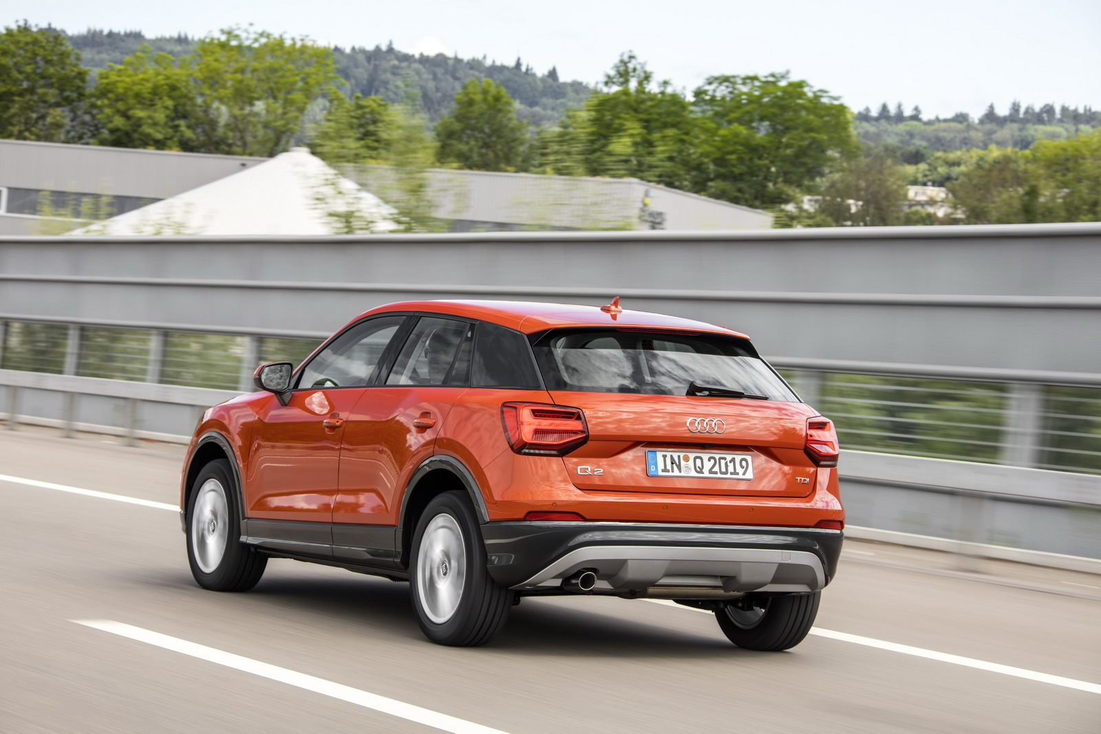 Audi Q2 Order Books Open In The Uk Special Edition 1