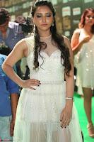 Meghana Gaur in a Deep Neck Sleeveless White Gown at IIFA Utsavam Awards 004.JPG