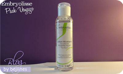 Embryolisse : Lotion Micellaire