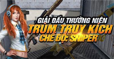 Giải đấu Trùm Truy Kích : Ai sẽ là vua sniper