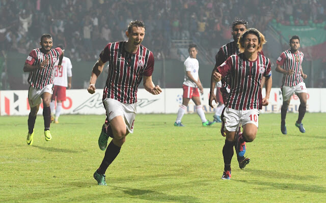 Hero I-League 2016-17: Darryl Duffy - Mohun Bagan