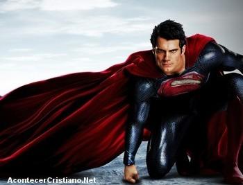 Comparan a Superman con Jesucristo