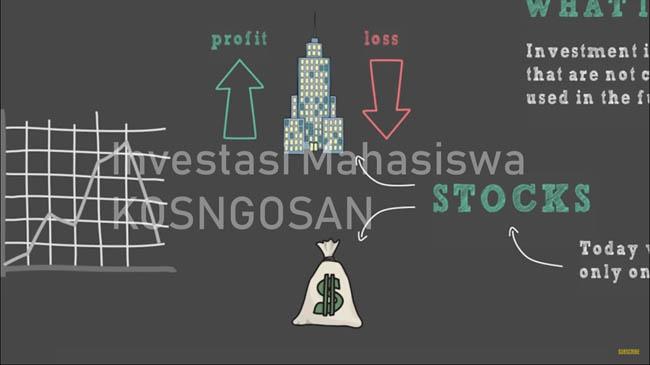 program investasi mahasiswa