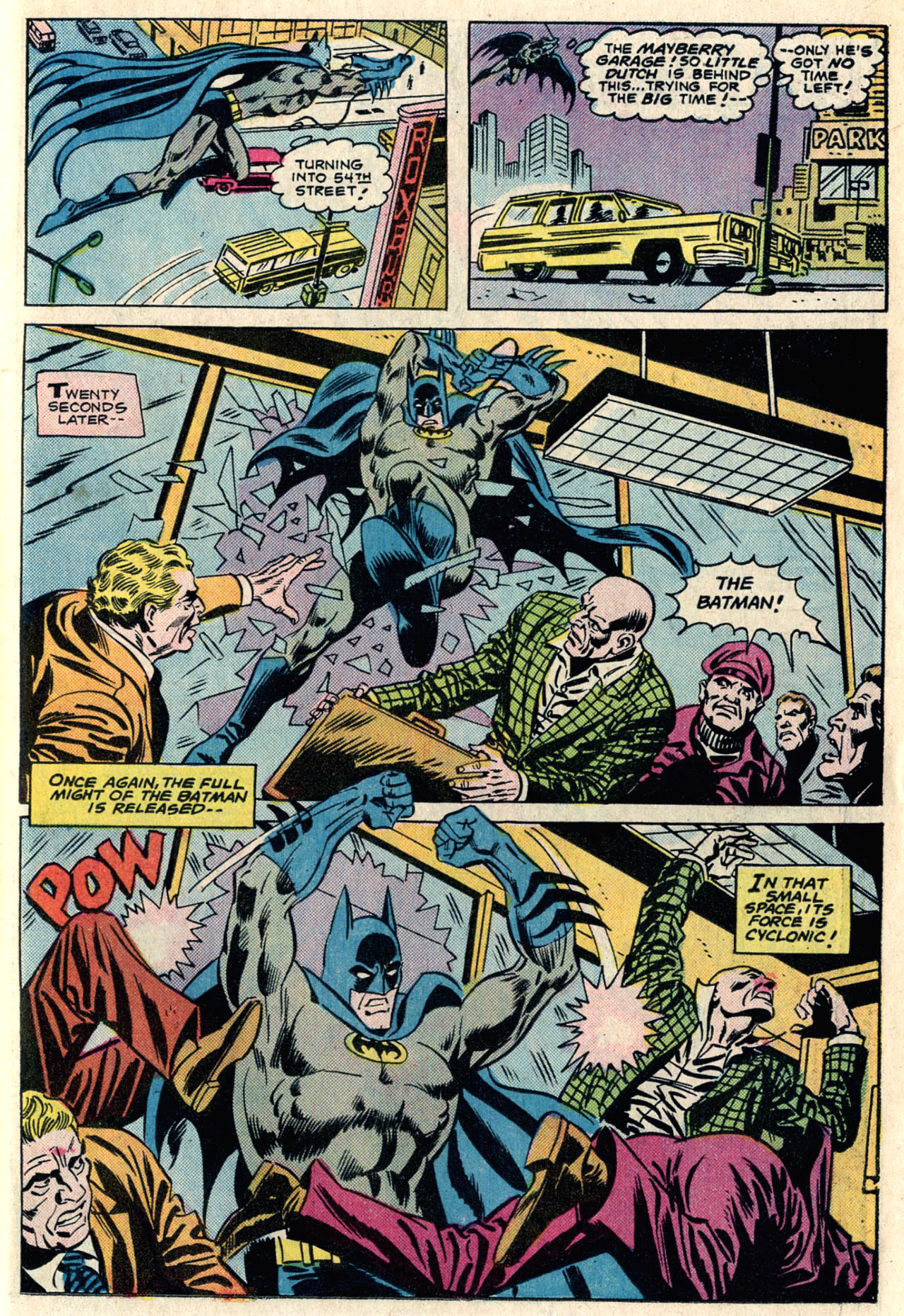 Detective Comics (1937) 465 Page 14
