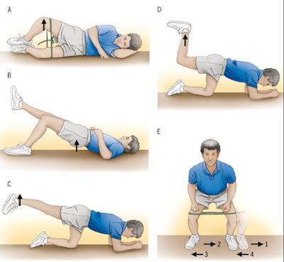 Exercícios de Fortalecimento para dor no quadril