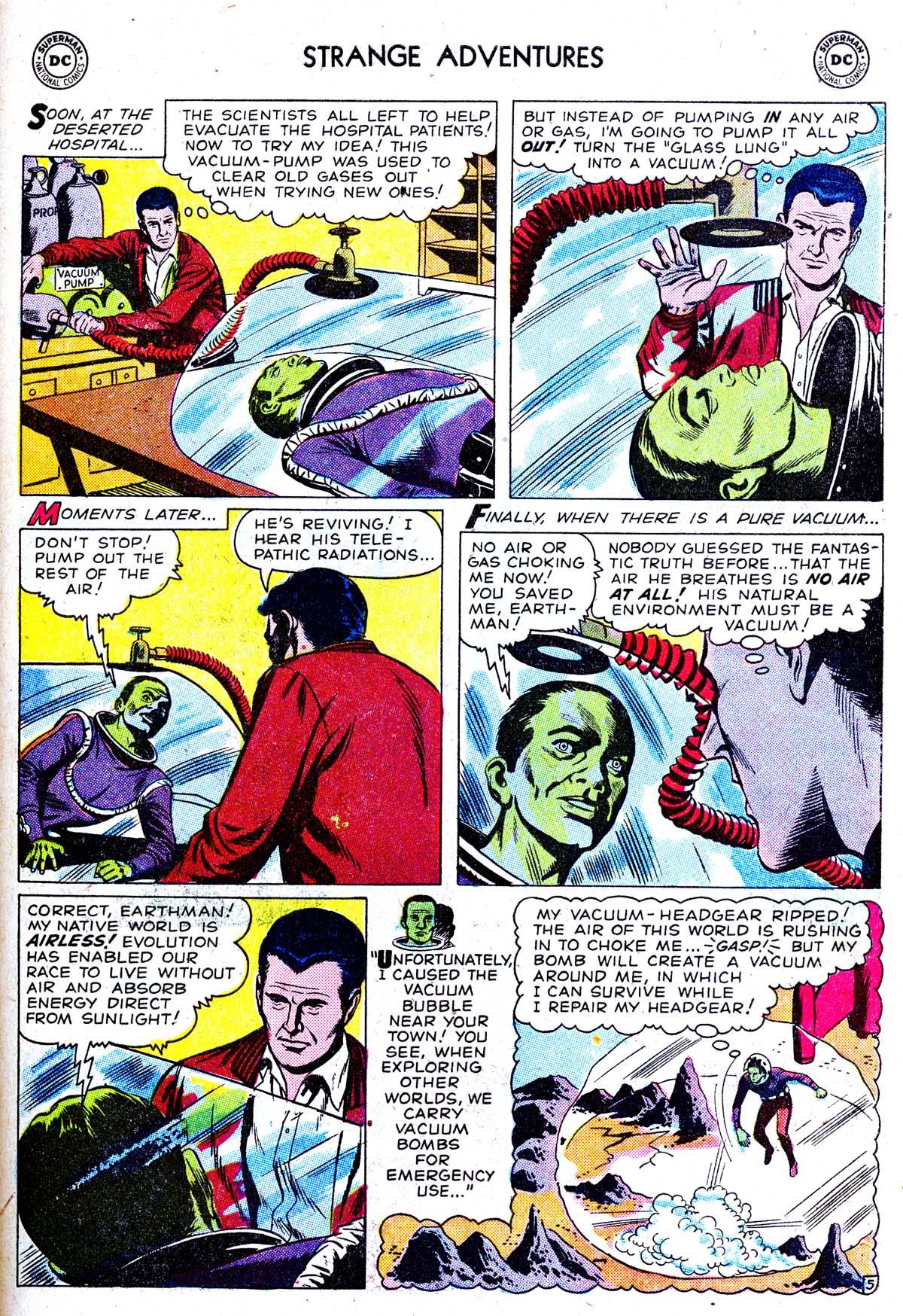 Strange Adventures (1950) issue 88 - Page 31