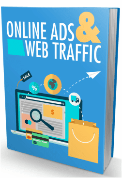 ONLINE ADS & WEB TRAFFIC E-BOOK