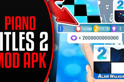Piano Tiles 2 Hack Apk Mod v3.1.0.1028 (Unlimited Money/Free Shopping)