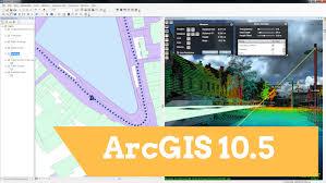 arcgis 10.5 gratuit