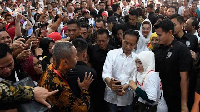 Tak Memadai, Jokowi Sebaiknya Jangan Kejar Target