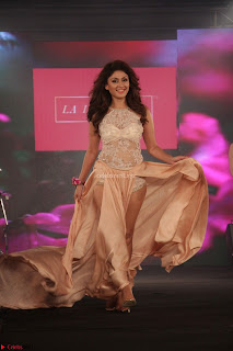 Manjari Phadnis Walks the Ramp At Designer Nidhi Munim Summer Collection Fashion Week (10).JPG