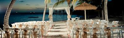 Una boda en el Caribe, Aruba