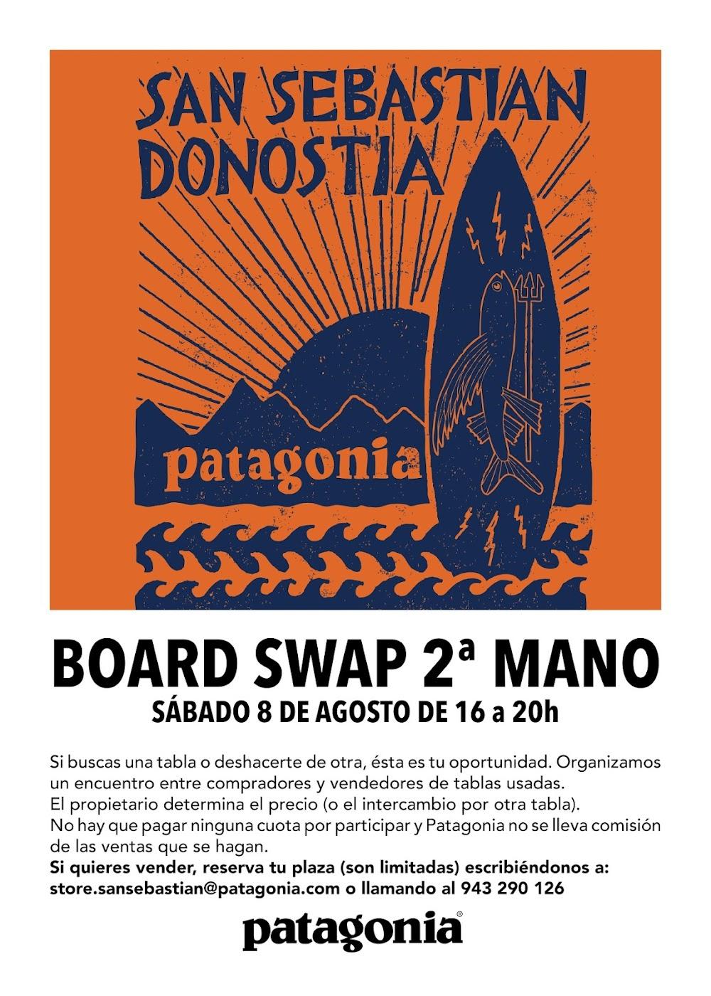 Board Swap donosti