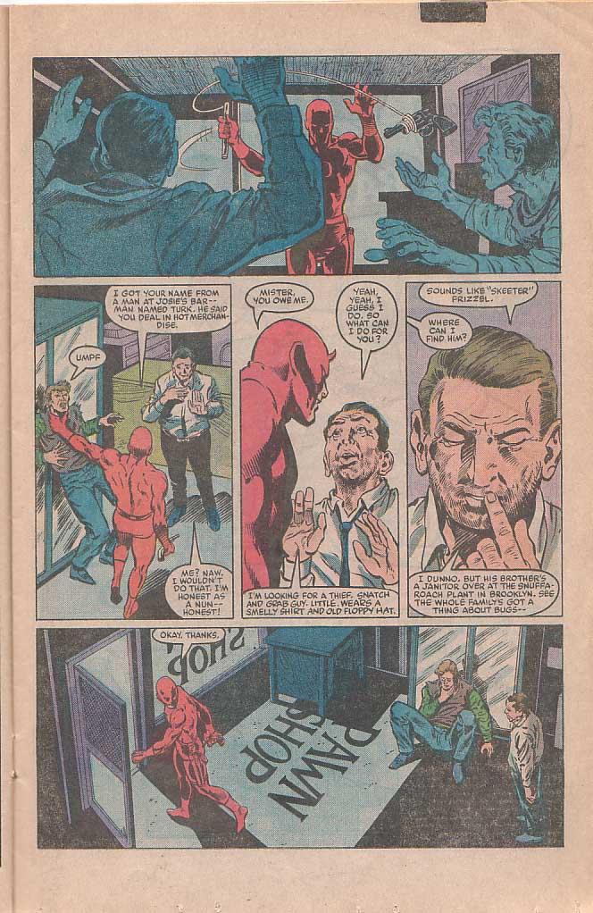 Daredevil (1964) 223 Page 8
