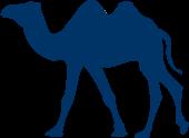 Le Chameau Bleu - Icône Chameau