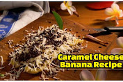 For the hooked snack: Caramel Cheese Banana recipe