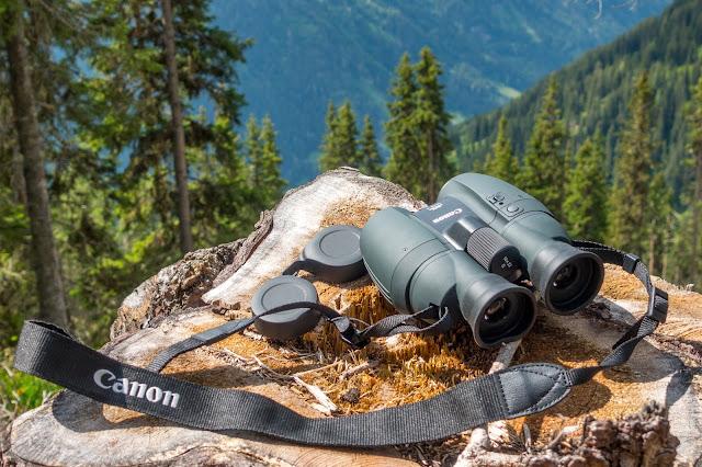 Canon 14x32 IS  Fernglas mit 14fach Vergrößerung und Bildstabilisator 06