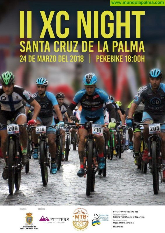 I XC NIGHT Santa Cruz de La Palma 2018