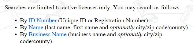 Nys Natural Hair License