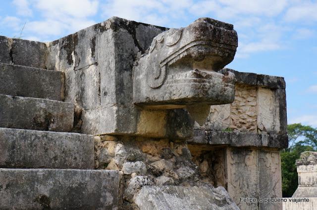 Ruínas de Chichén Itzá México