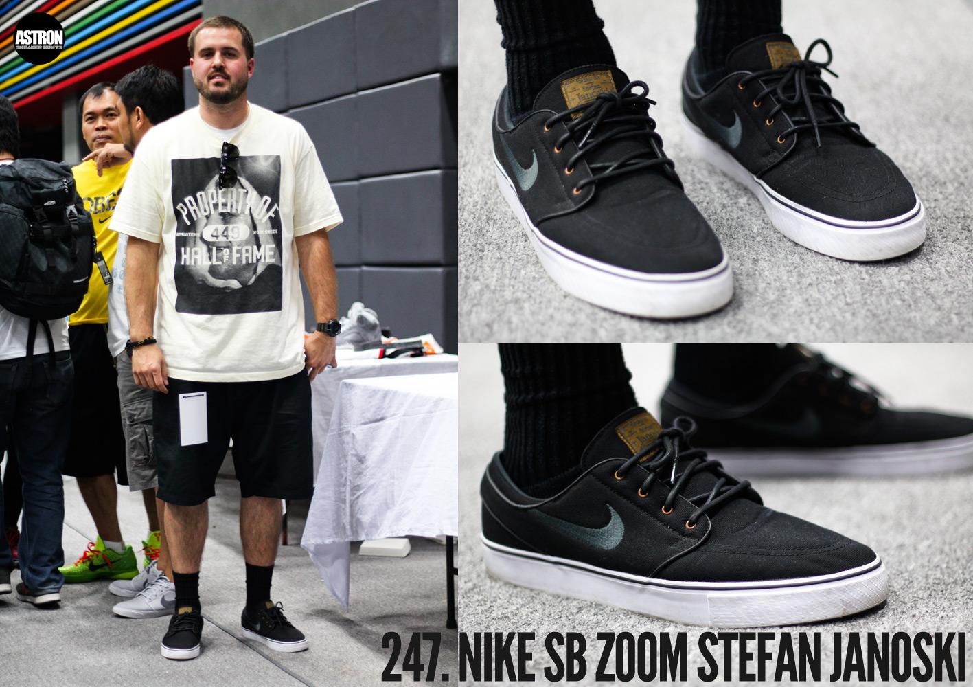 Ananiver Moderador Ajustamiento  Astron Sneaker Hunts: 247. Nike SB Zoom Stefan Janoski