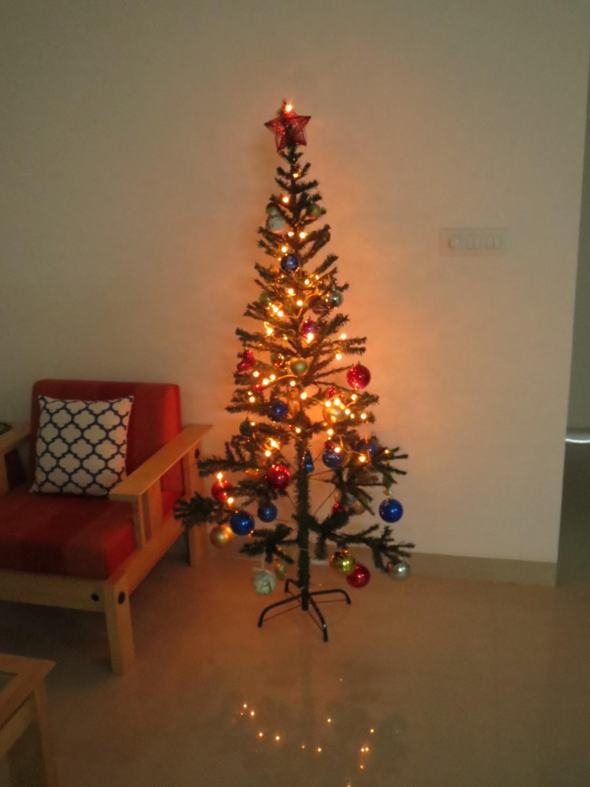 Darius In India Bangalore Pre Christmas Greetings