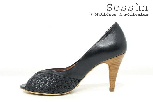 Sessùn chaussures noires