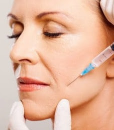 Injecting Facial Fillers to Remove Folds and Wrinkles