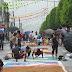 CORPUS CHRISTI: Retalhos de Fé na Principal avenida de Camocim de São Félix, no Agreste com o tradicional tapete