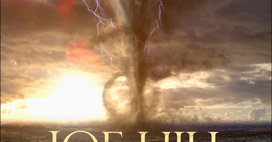 Book Review | Strange Weather by Joe Hill