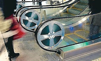 Clever Escalator Advertisements (11) 7