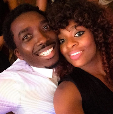 I have never had a reason to regret accepting to be your wife- Comedian Bovi's wife tells him as they celebrate 7th wedding anniversary today