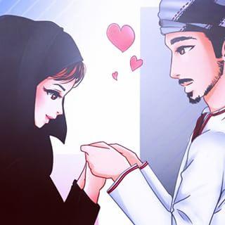 Gambar Anime Berhijab - Download Gambar Wallpaper Terkini