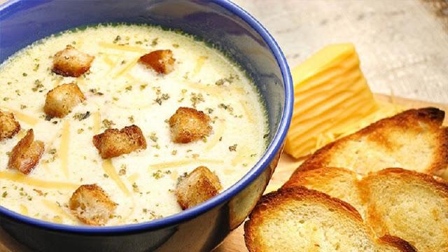 Sopa Cremosa de Queijo (Imagem: Reprodução/Cooperativa de Consumo Coopercica)