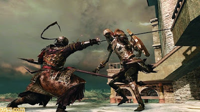 Download Dark Souls II Crown of The Old Iron King Highly Compressed Game For PC