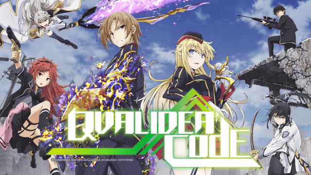 Qualidea Code Sub Indo : Episode 1-12 END | Anime Loker