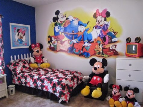 Cuarto temático Mickey